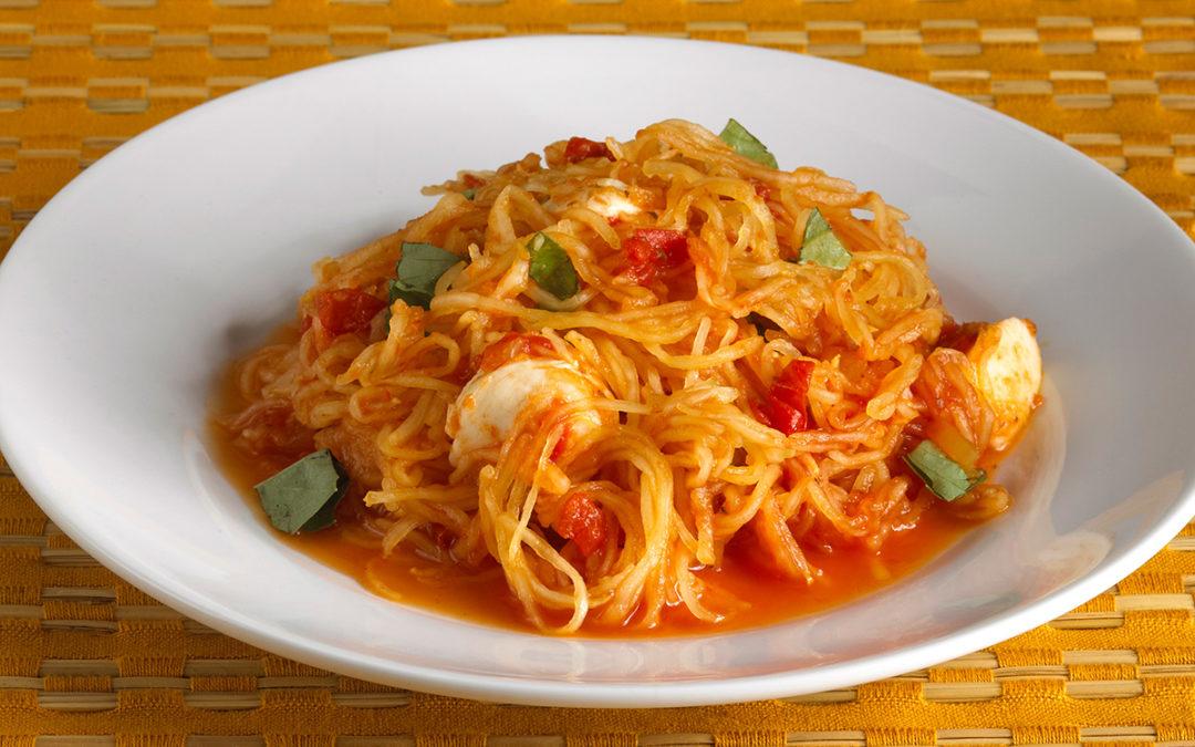 Spaghetti-Squash Spaghetti